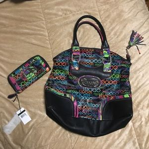 Coogi Purse & Wallet